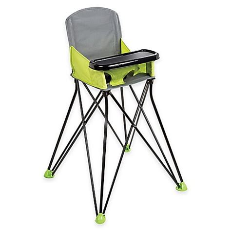amazon chaise haute summer infant pop 39 n sit portable high chair in green