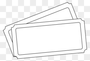 concert ticket template  printable  transparent