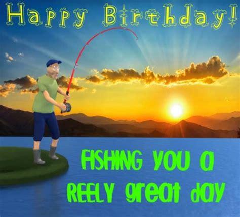 Happy Birthday Fisherman. Free Happy Birthday eCards ...