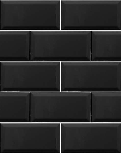 Metro Black Wall Tile - Bathroom Tiles Direct