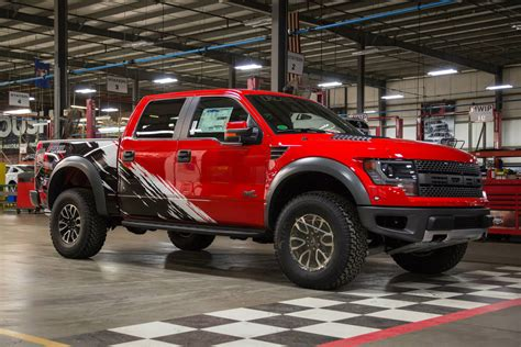 Ford F 150 Raptor Picture by 2014 Ford F 150 Svt Raptor By Roush Performance Pictures