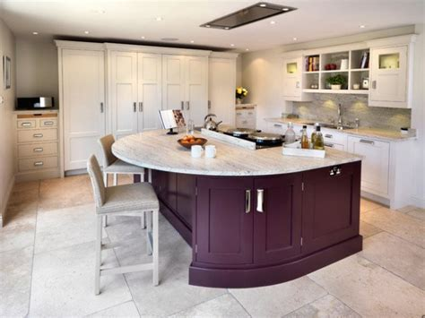 curved kitchen island designs 16 modern kitchen designs with curved kitchen island 6331