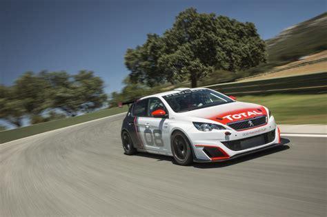 Peugeot Course by Essai Course Peugeot 308 Racing Cup La Gti