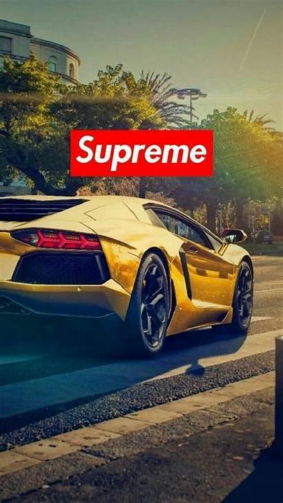 Supreme Wallpapers Lamborghini Dope 4k Cool Iphone