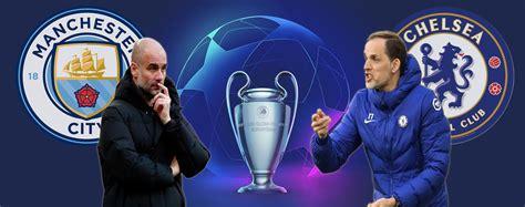 Manchester City vs Chelsea, la final de la Champions League