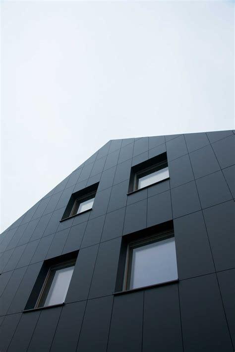 Moderne Häuser Mit Trespa by Trespa Fassadenpaneele Details Eternit Fassade