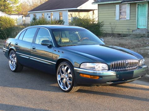 tkinnel  buick park avenue specs  modification