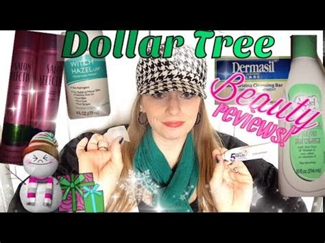 Dollar Tree Beauty Products Review  Best Dollar Tree