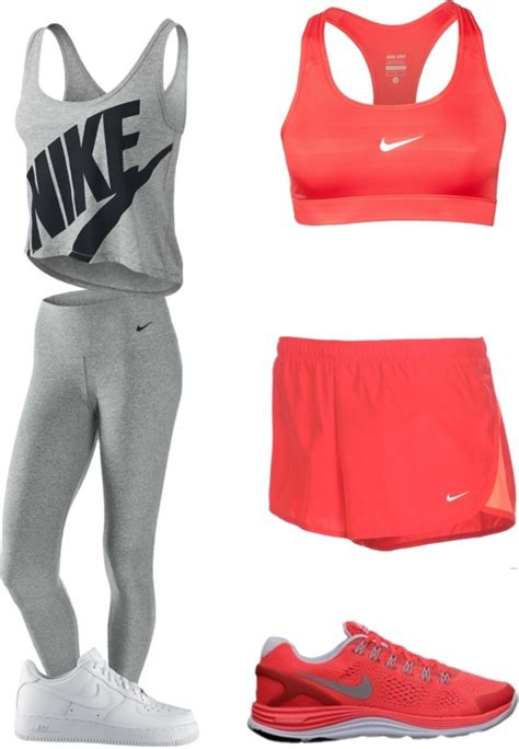 Exercise outfit | Exercises Polyvore and Workout