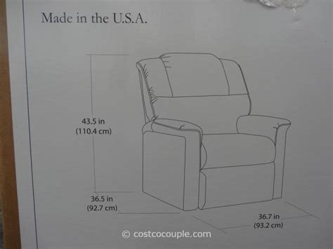 franklin legacy fabric lift recliner