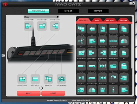 Mad Catz Software Bexdyie