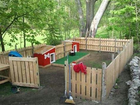 diy pallet dog fence ideas pallets designs