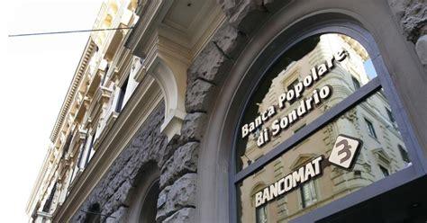banca popolare  sondrio aumento da  milioni