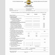 Child Support Guidelines Worksheet Homeschooldressagecom
