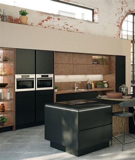 Cuisine Moderne Avec Ilot Central Cuisine Avec 238 Lot Central Moderne Ixina
