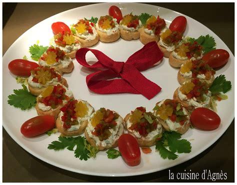 la cuisine d couronne apéritive de noëlla cuisine d 39 agnès
