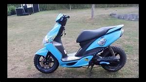 Min Yamaha Jog R      Anders Rasmussen