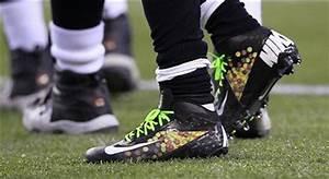 NFL Feet: Marshawn Lynch - Nike Vapor Talon Elite Fuse ...