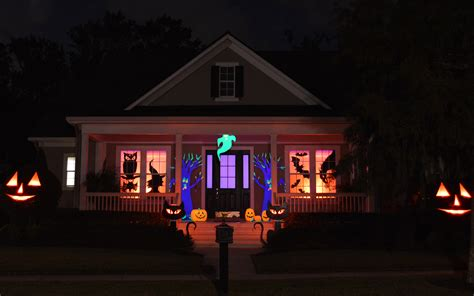 Halloween Outdoor Decorations In