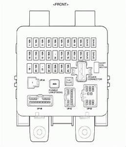 2013 Hyundai Elantra Fuse Diagram