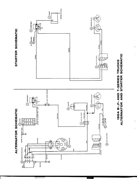 Ignition Circuit Diagram For The Ford Cylinder