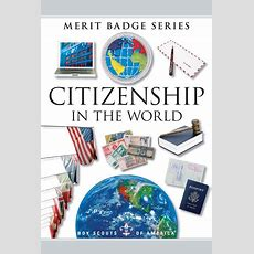 Help Scouts Earn The Citizenship In The World Merit Badge  Scouting Magazine