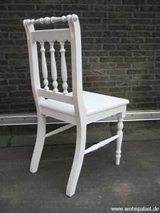 Esszimmerstühle Weiß Holz : esszimmerst hle wei landhaus m belideen ~ Whattoseeinmadrid.com Haus und Dekorationen