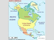 North america, America and Maps on Pinterest