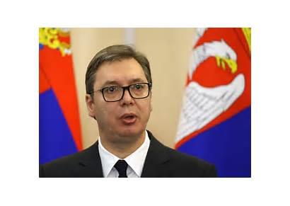 Vucic Aleksandar President Serbian Russia Serbia Kosovo