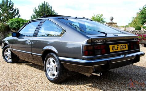 Opel Monza by Opel Monza 3 0e Superb Exle From A Collectable Limited