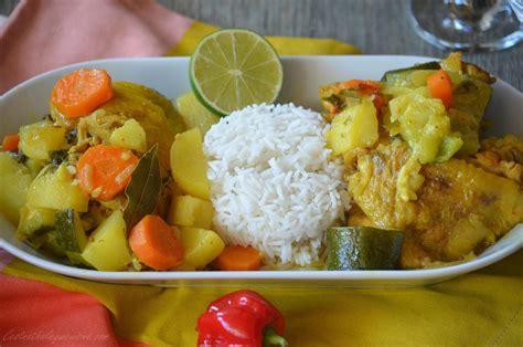 colombo cuisine colombo de poulet epices vanilla spices le de c