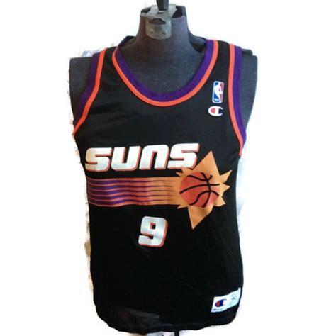 90's Phoenix Suns Jersey / 1990's Dan Majerle Shirt / NBA ...