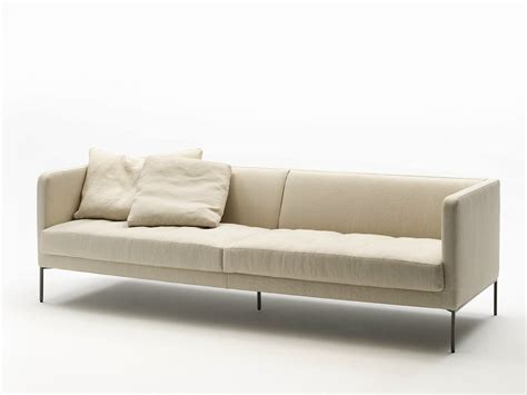 living divani sofa sofa with removable cover easy lipp by living divani design piero lissoni