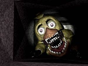 FNaF 2 Chica Jumpscare by Ask-Blossomexe on DeviantArt