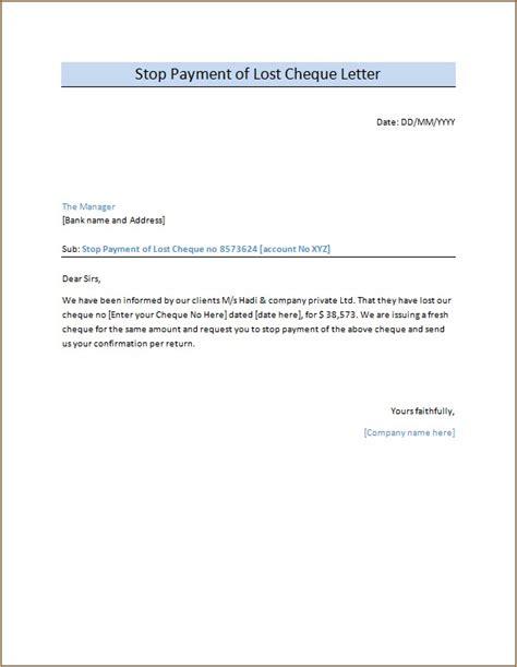 banking correspondence letter sample microsoft word