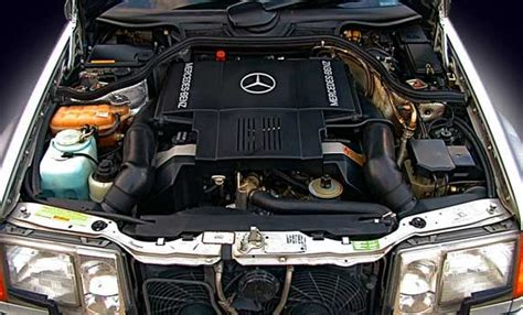 opinions on mercedes m119 engine