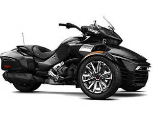 Can-Am Spyder Limited 2017 F3