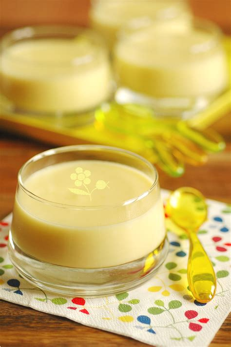 creme ananas lait de coco petites bouchees qui vont avec gourmandise