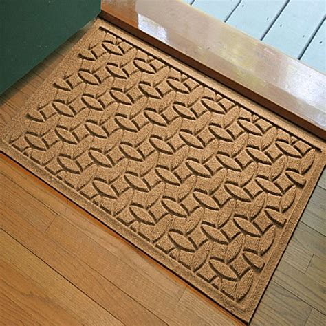 weather guard mats weather guard ellipse 2 foot x 3 foot door mat bed bath