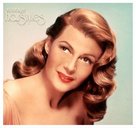 fashioned hair styles 1950s hairstyles