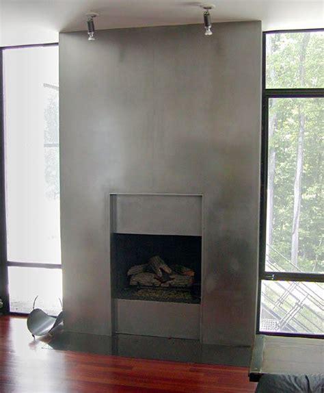 metal fireplace surrounds scandinavian steel fireplace