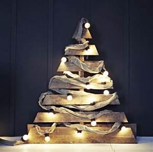 Weihnachtsbäume Aus Holz : kreative weihnachtsb ume ~ Orissabook.com Haus und Dekorationen