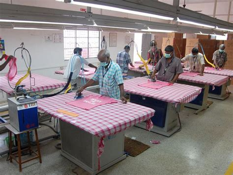 Types Of Pressing Or Ironing Applied In Apparel Industry