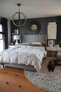 Teppich Schlafzimmer : 30 runde teppiche und beispiele wie man den zimmer look ~ Pilothousefishingboats.com Haus und Dekorationen