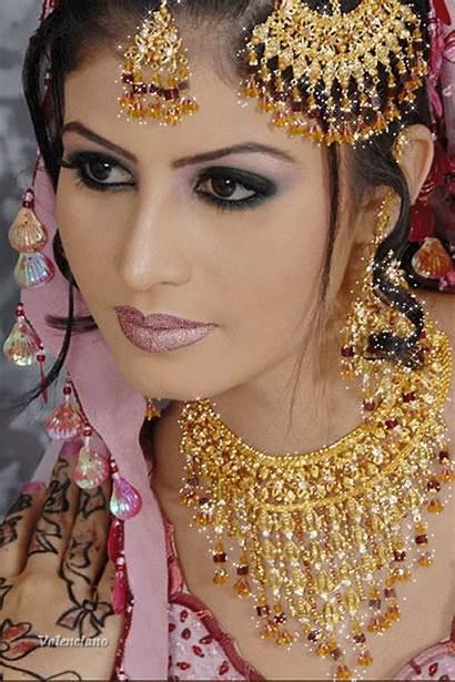 Indian Beauty Animated Jewellary Beatiful Desi Bride