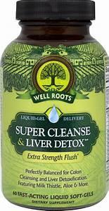 Colon Cleanse  U0026 Liver Detox 60 Softgels