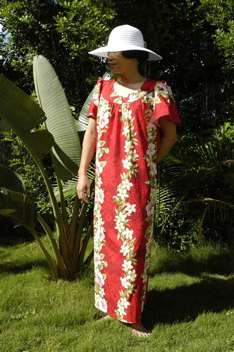 hawaiian dresses women attire
