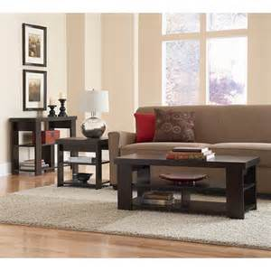 larkin coffee table sofa table end table value bundle