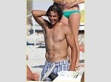 Full Sized Photo of rafael nadal shirtless soccer stud 01