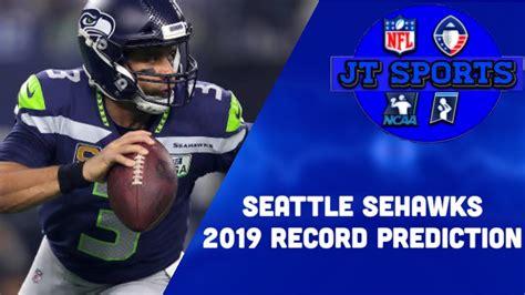seattle seahawks  record prediction seahawks